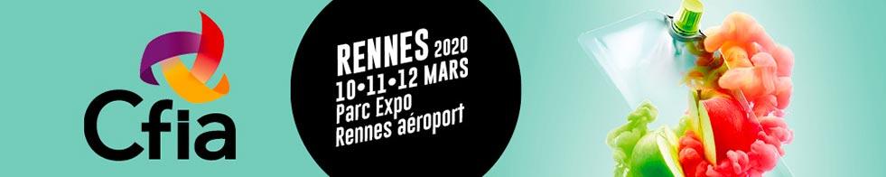 La société Leducq au CFIA 2020 à Rennes